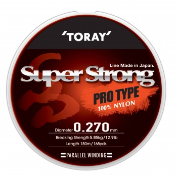 Fir Toray Super Strong Pro Type Olive Green 0195mm 150m