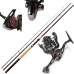 Kit Lanseta Browning Argon River Feeder RD 3.90m 90gr - Mulineta Browning Argon 340 FD