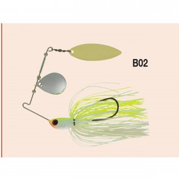 Spinnerbait Swimy 14g B02